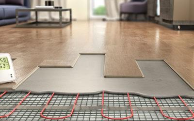 The Benefits of Radiant In-Floor Heating
