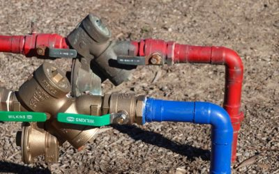 What is backflow prevention?